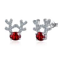 Show details for Zinc Alloy Simple Stud Earrings 3LK053824E