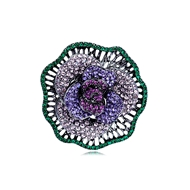 Picture of Big Flowers & Plants Brooches 2YJ054004