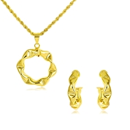Picture of Bulk Zinc Alloy 16 Inch Necklace and Earring Set Exclusive Online