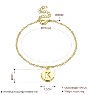 Picture of Best Rated Copper or Brass Small Link & Chain Bracelet