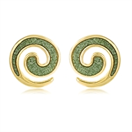 Picture of Dubai Zinc Alloy Stud Earrings with 3~7 Day Delivery