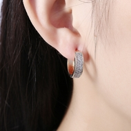 Picture of Delicate Casual Small Hoop Earrings at Great Low Price