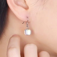 Picture of Wholesale Platinum Plated Casual Drop & Dangle Earrings with No-Risk Return