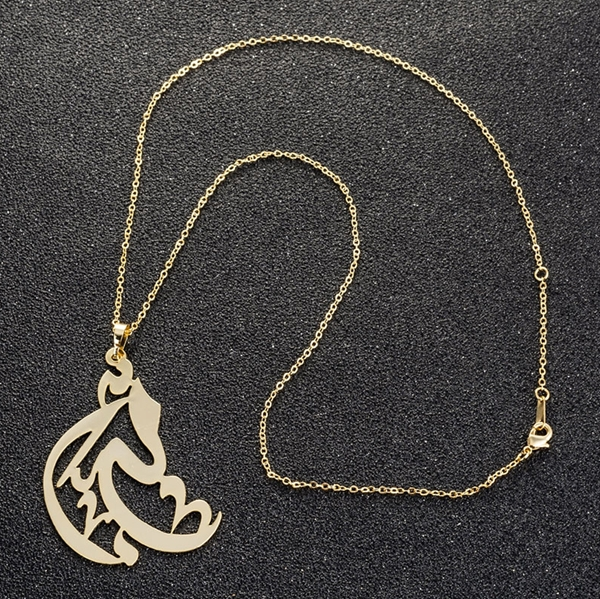 Picture of Delicate Small Casual Long Chain Necklace