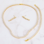 Picture of Great Value White Casual 3 Piece Jewelry Set in Exclusive Design