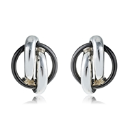 Picture of Zinc Alloy Casual Stud Earrings from Certified Factory