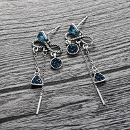 Picture of Great Glass Classic Dangle Earrings For Your Occasions