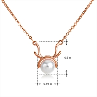 Picture of Cheap Copper or Brass Delicate Pendant Necklace From Reliable Factory