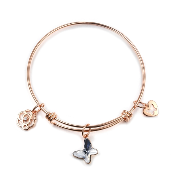Picture of Fashion Copper or Brass Fashion Bangle Wholesale Price