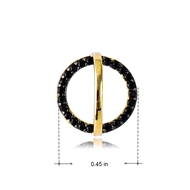 Picture of Hot Selling Black Casual Stud Earrings from Top Designer