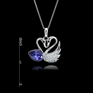 Picture of Origninal swan Casual Pendant Necklace