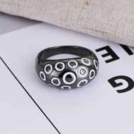 Picture of Zinc Alloy Casual Fashion Ring From Reliable Factory