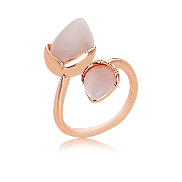 Picture of Fashion Opal White Fashion Ring