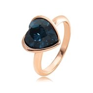 Picture of Fashion Platinum Plated Fashion Ring with Full Guarantee
