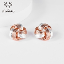 Picture of Womans Zinc Alloy Classic Stud Earrings with Low MOQ