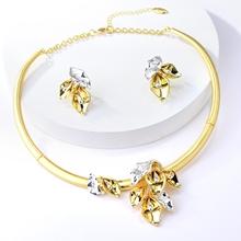 Picture of Fancy Dubai Zinc Alloy 2 Piece Jewelry Set