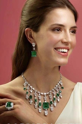 Picture for category Luxury CZ & Earrings